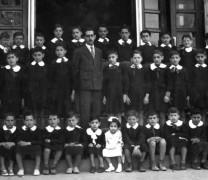 Foto anno scolastico 1954/1955
