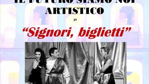 """Nuovo appuntamento con la rassegna """"Angri a teatro"""", domenica 15 marzo ore 20"""