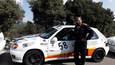 Corse d'auto in montagna. A Lello Lo Schiavo la Coppa di Gruppo Produzione di Serie